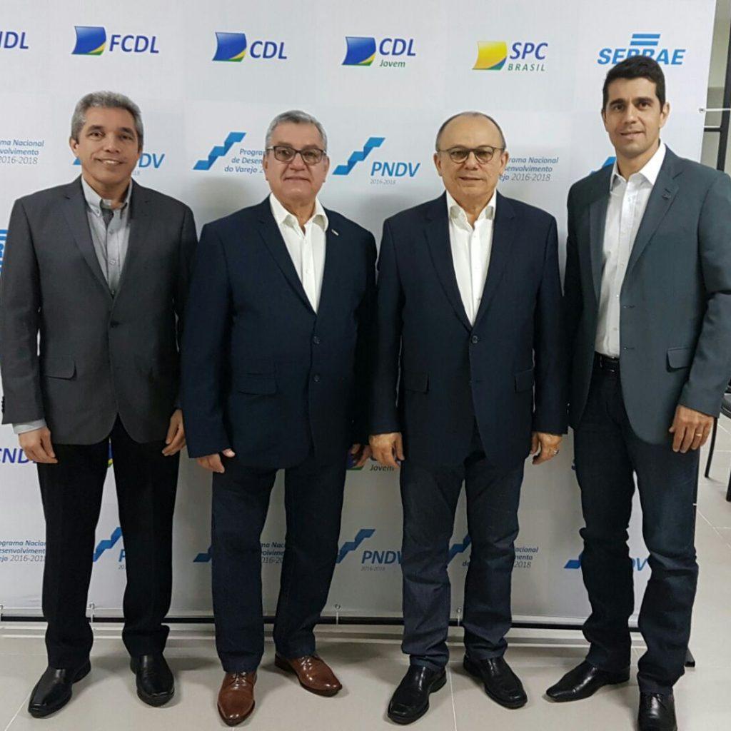 FCDL/RJ marca presença em encontro do PNDV em Minas Gerais